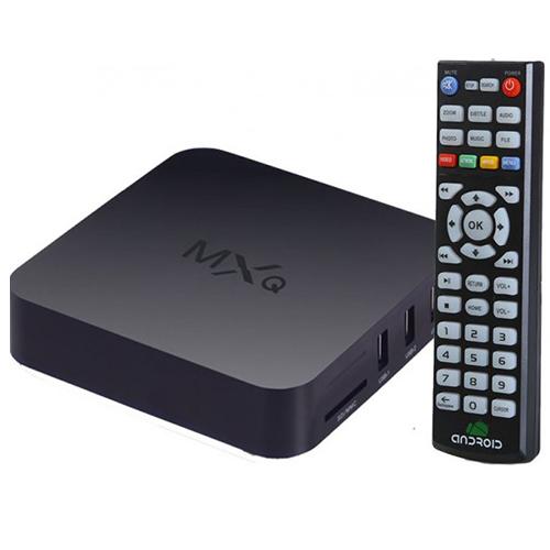 Android TV Box MXQ Chính Hãng Giá Rẻ