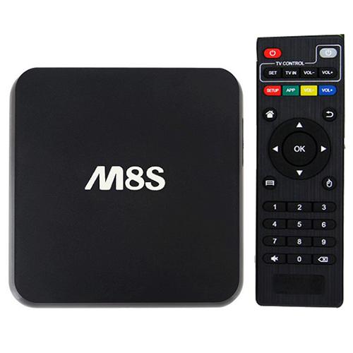 Android Box Enybox M8S S812 Chính Hãng Giá Rẻ
