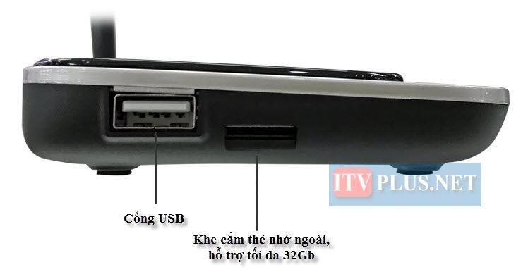Android Box Mini PC Q7 Android TV Box Quad Core RAM 2G