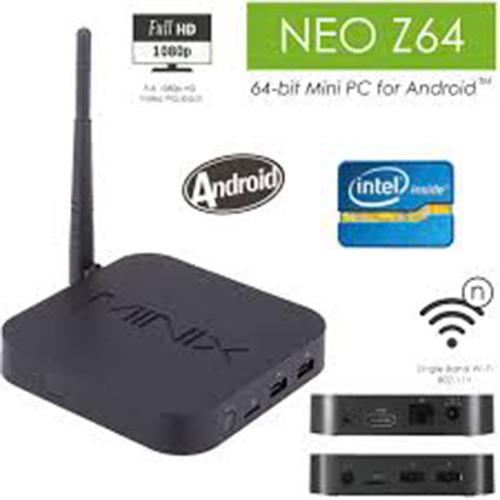 Android TV Box Minix Neo Z64A Chính Hãng Giá rẻ