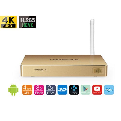 Android TV Box Q8 IV Chính Hãng Giá rẻ